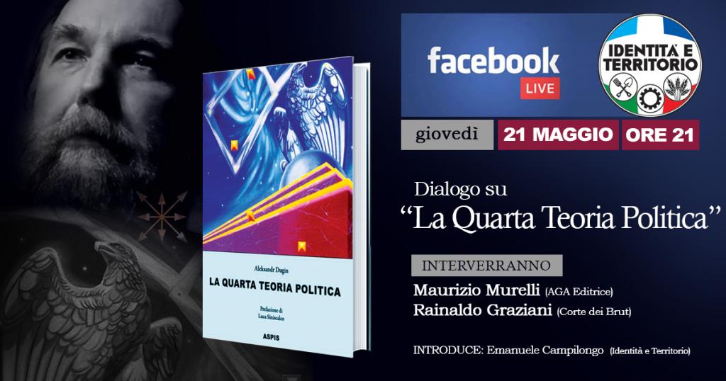 """Dialogo su """"La Quarta Teoria Politica"""""""